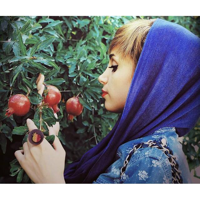 شهریور عاشق انار بود از کیست